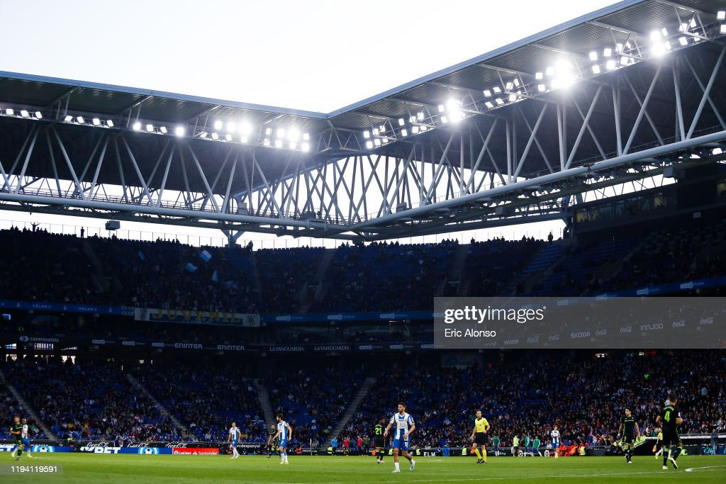 RCD Espanyol v Real Betis Balompie  - La Liga : News Photo