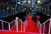 london england general view red carpet