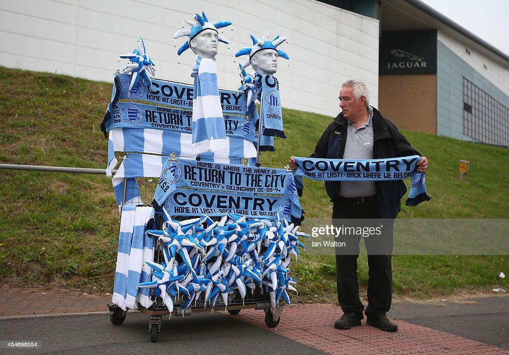 Coventry City v Gillingham - Sky Bet League One : News Photo