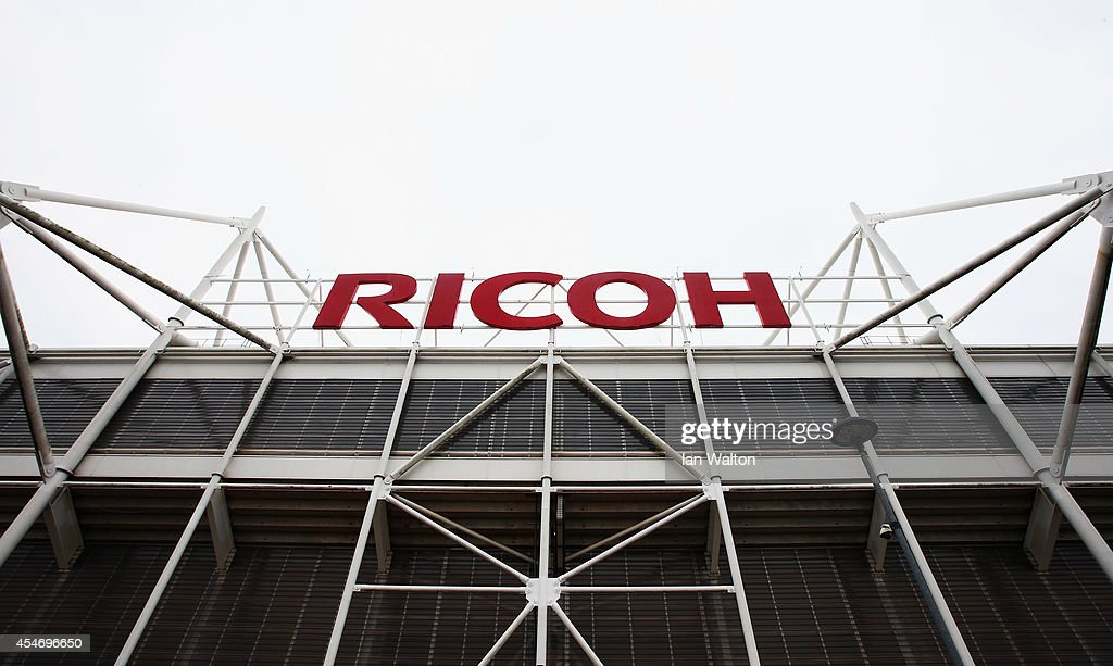 General view of the Ricoh Arena befor the Sky Bet League One match between Coventry City and Gillingham at Ricoh Arena on September 5, 2014 in Coventry, England.