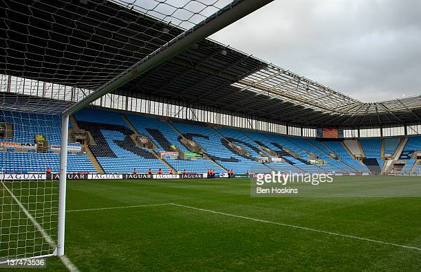 A general view of the Ricoh Arena prior to the npower Championship match between Coventry City and Middlesbrough at The Ricoh arena on January 21...