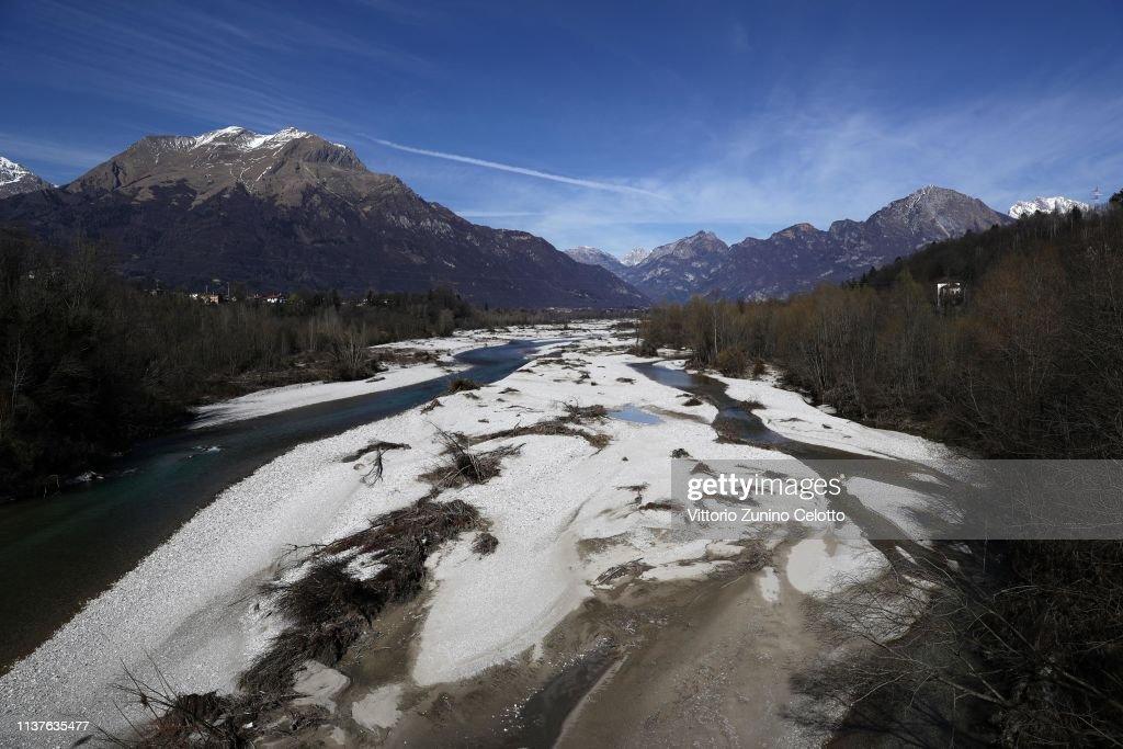 ITA: Climate Change: Belluno