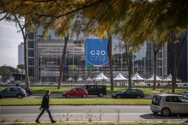 ITA: Rome Prepares For The G20 Summit