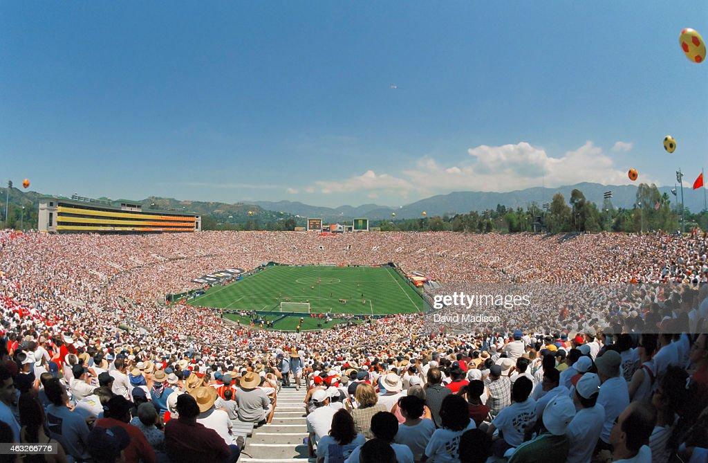1999 FIFA Women's World Cup : News Photo
