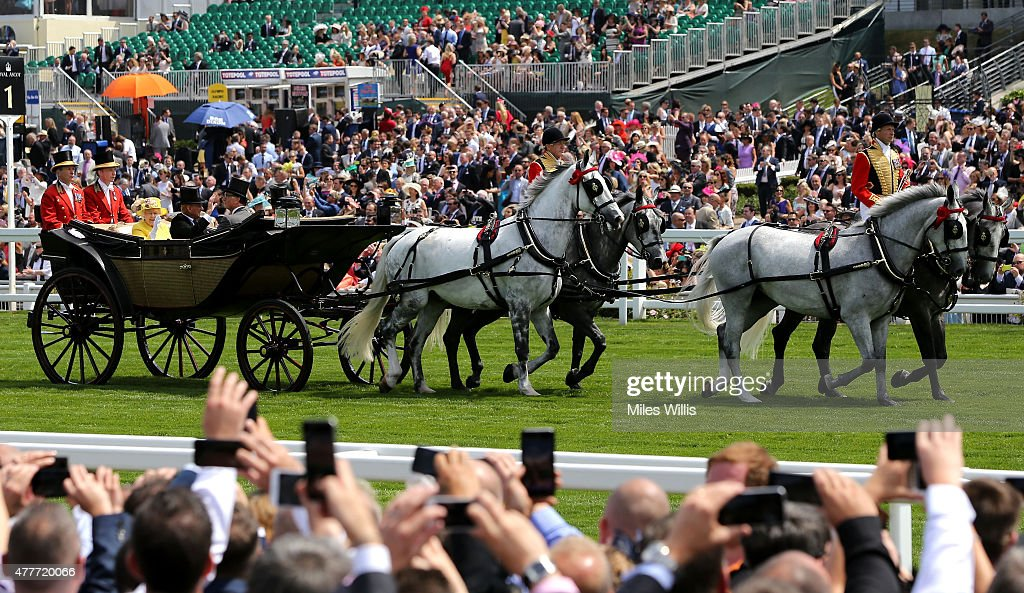 Royal Ascot 2015 - Day 4 : News Photo