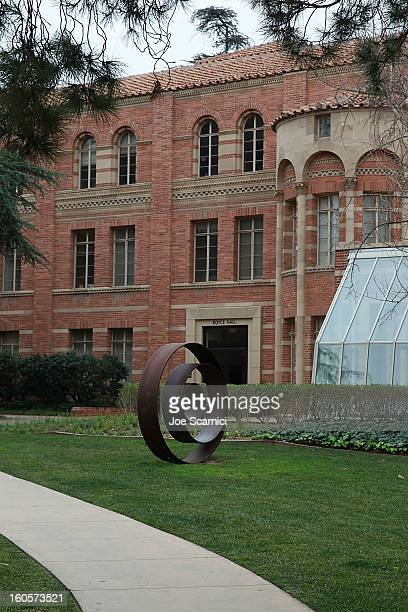 A general view of the Royce hall at the 40th Annual Annie Awards at Royce Hall on the UCLA Campus on February 2 2013 in Westwood California
