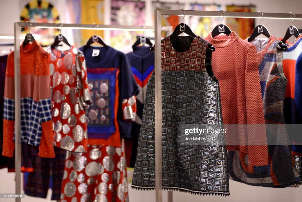 NEWGEN pop-up showroom: Sadie Williams - LFW February 2018