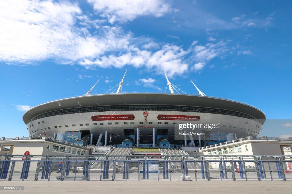 Previews - FIFA Confederations Cup Russia 2017 : Fotografía de noticias