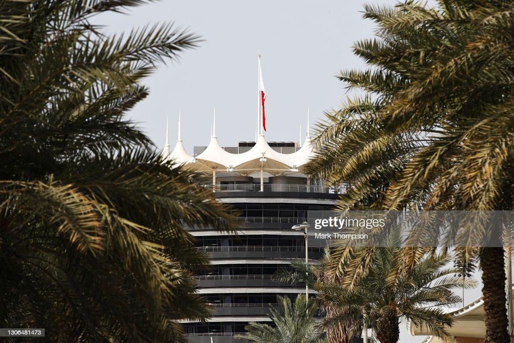 Formula 1 Testing in Bahrain - Previews : News Photo