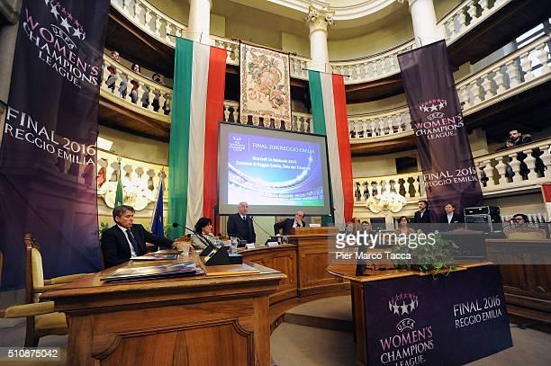 Reggio Emilia Luca Vecchi Stock Photos and Pictures   Getty Images