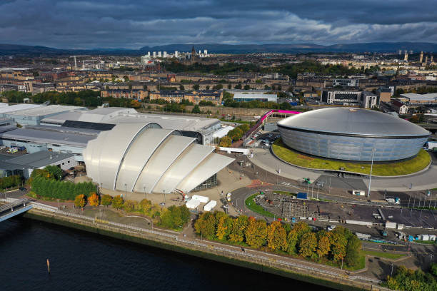 GBR: Glasgow Builds Up To Hosting COP26 Climate Summit