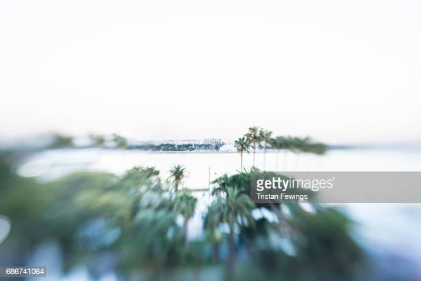 General view of the seaside of Cannes during the 70th annual Cannes Film Festival at on May 20 2017 in Cannes France