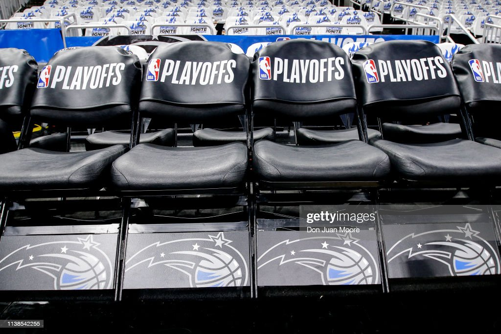 FL: Toronto Raptors v Orlando Magic - Game Four