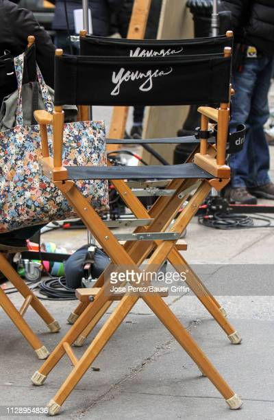General view of the set of 'Younger' on March 06 2019 in New York City