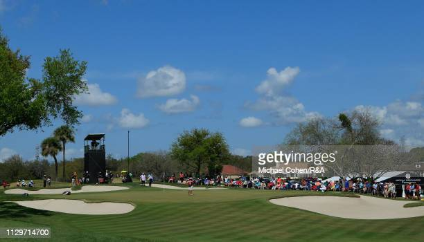 A general view of the seventh hole during The Open Qualifying Series part of the Arnold Palmer Invitational at Bay Hill Club and Lodge on March 10...