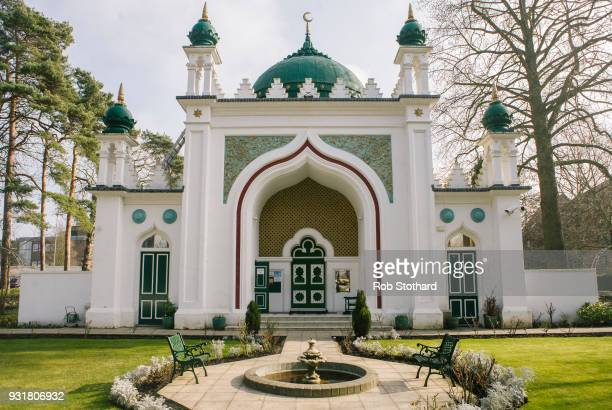 A general view of the Shah Jahan Mosque on March 2 2011 in Woking England The Shah Jahan England's first purposebuilt Muslim place of worship has...