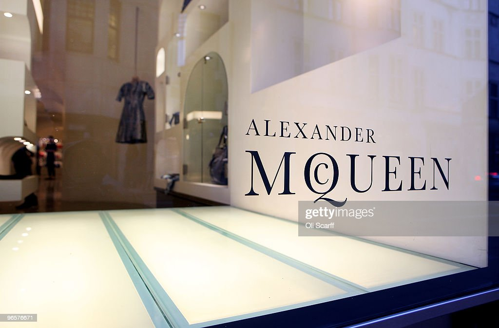 Alexander McQueen London Flagship Store After The Designer Is