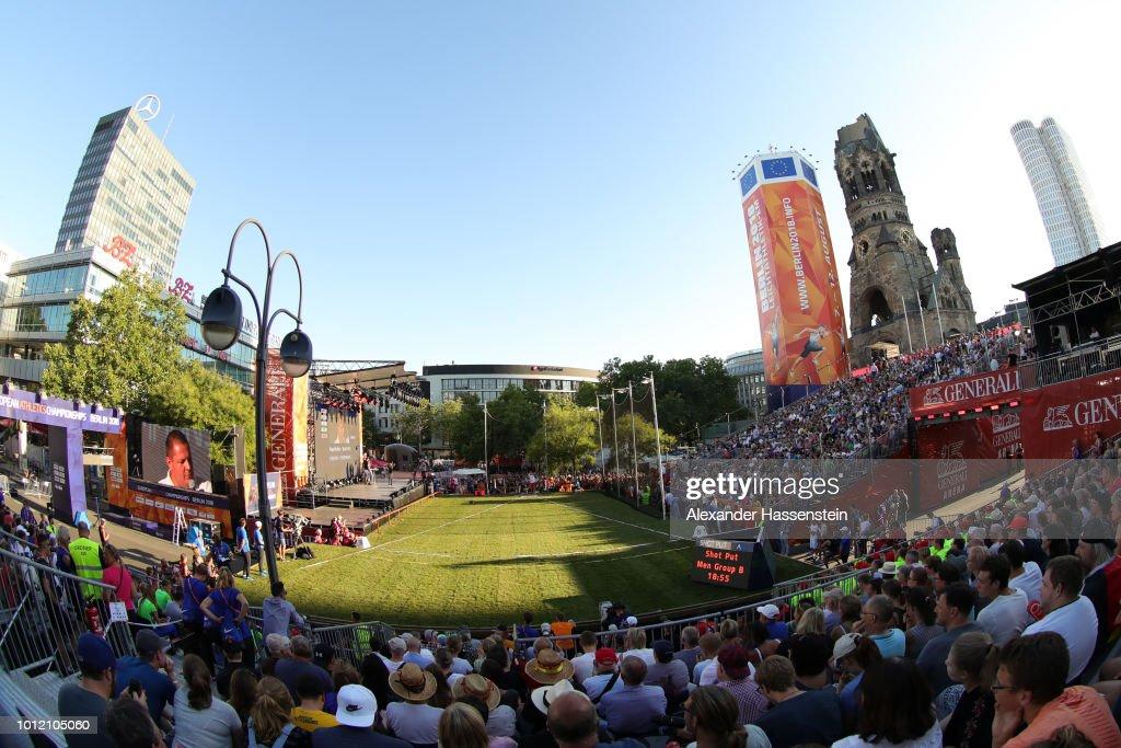24th European Athletics Championships - Previews : Nachrichtenfoto