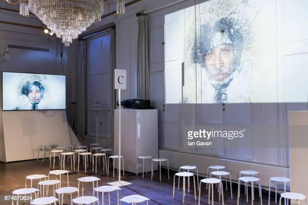 A general view of the show space before the Canada Goose x London Celebrating London Flagship Opening and 60th Anniversary event on November 15 2017...