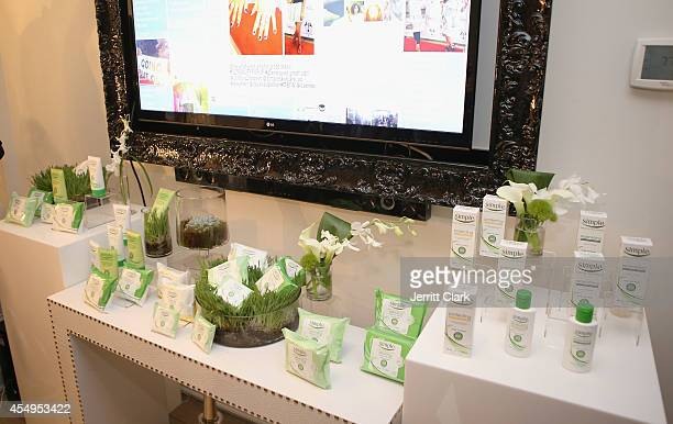 General view of the Simple Skincare & Caravan Stylist Studio Fashion Week Event on September 7, 2014 in New York City.