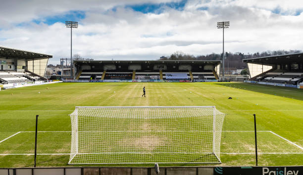 GBR: St. Mirren v Ross County - Ladbrokes Scottish Premiership