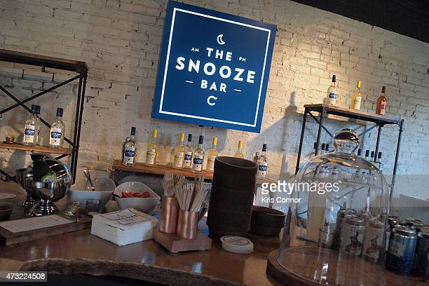 General view of the Snooze Bar Tour KickOff presented by Casper at 3330 Cady's Alley on May 13 2015 in Washington DC