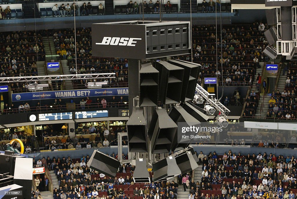 GM Place Arena : News Photo