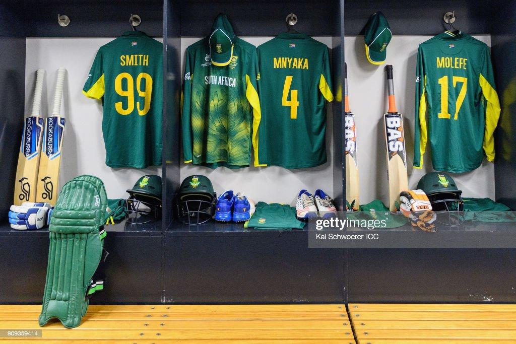 ICC U19 Cricket World Cup QF2 - Pakistan v South Africa