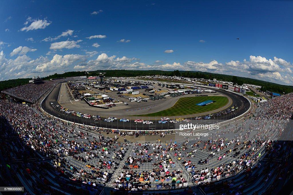 NASCAR Sprint Cup Series New Hampshire 301 : News Photo