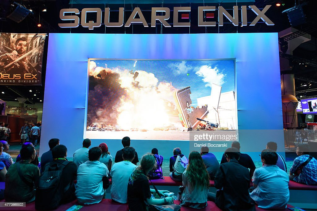 E3 Electronic Entertainment Expo : News Photo