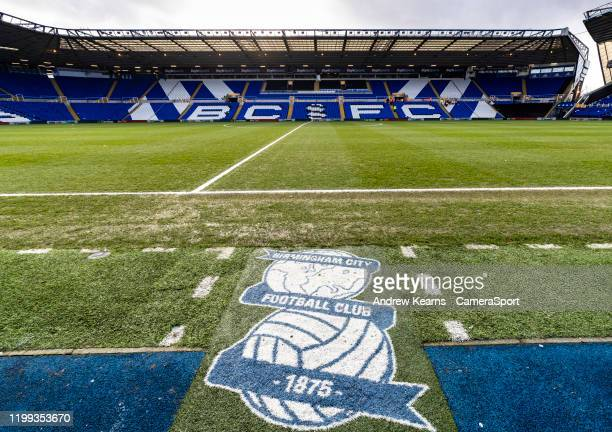 General view of the St Andrew's stadium during the Sky Bet League One match between Coventry City and Bolton Wanderers at St.Andrew's on February 8,...