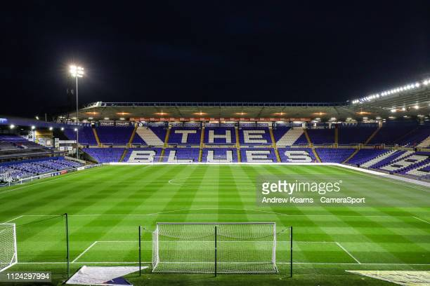 General view of the St Andrew's stadium during the Sky Bet Championship match between Birmingham City and Bolton Wanderers at St Andrew's Trillion...