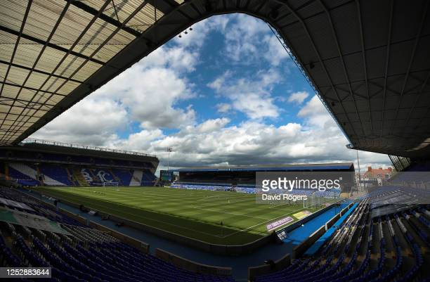 General view of the St. Andrew's stadium prior to the Sky Bet Championship match between Birmingham City and Hull City at St Andrew's Trillion Trophy...