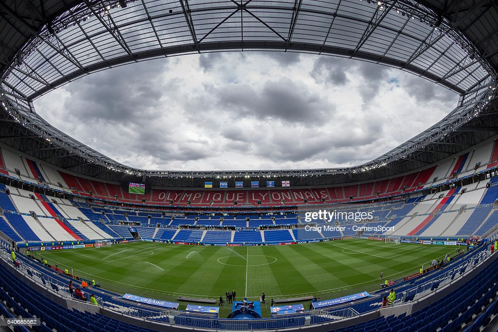 Ukraine v Northern Ireland - Group C: UEFA Euro 2016 : News Photo