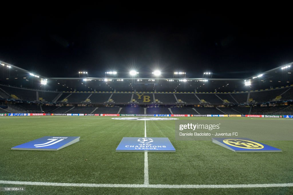 BSC Young Boys v Juventus - UEFA Champions League Group H : ニュース写真