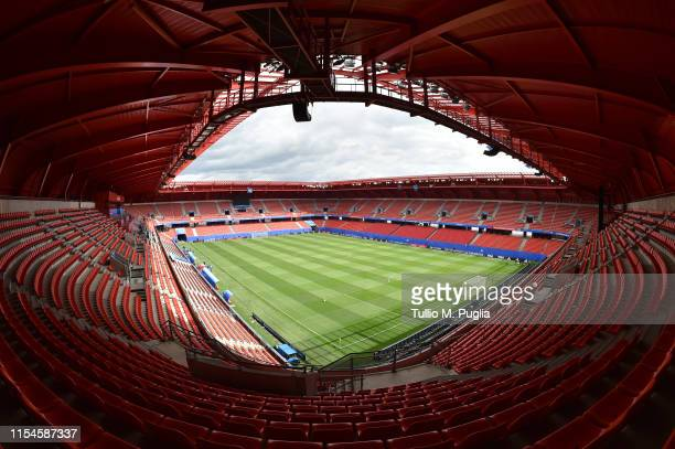 A general view of the Stade du Hainaut on June 08 2019 in Valenciennes France