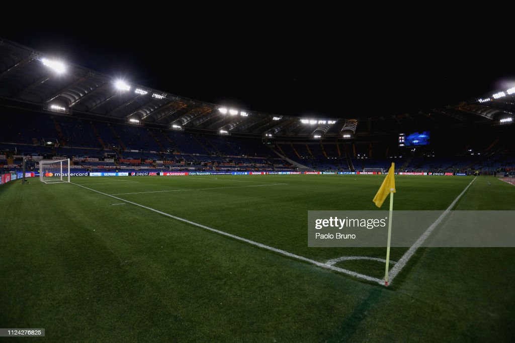 AS Roma v FC Porto - UEFA Champions League Round of 16: First Leg : ニュース写真