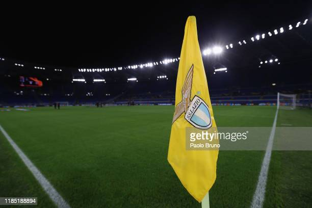 General view of the Stadio Olimpico before the UEFA Europa League group E match between SS Lazio and CFR Cluj at Stadio Olimpico on November 28, 2019...