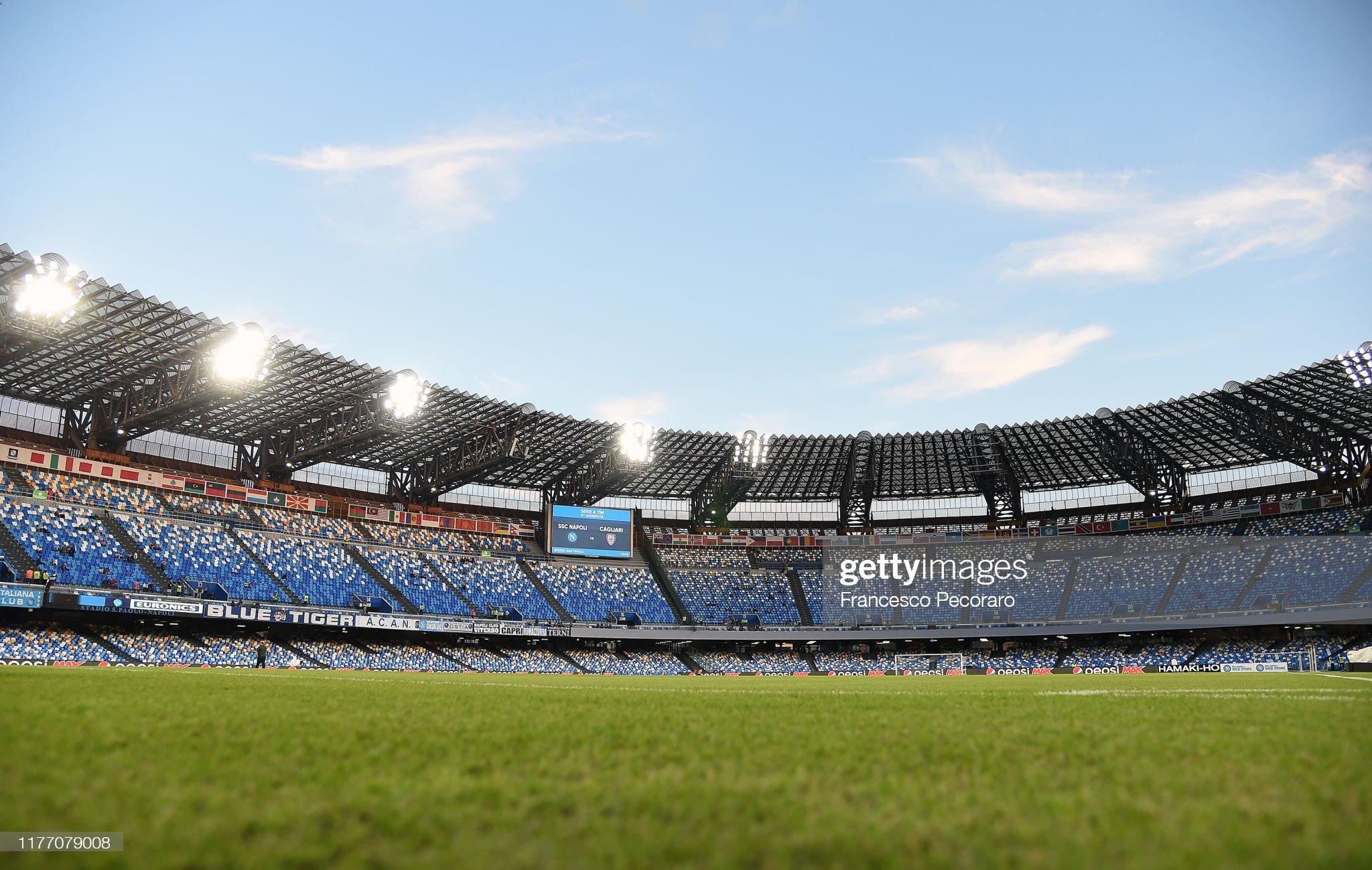 Napoli v Inter preview, prediction and odds
