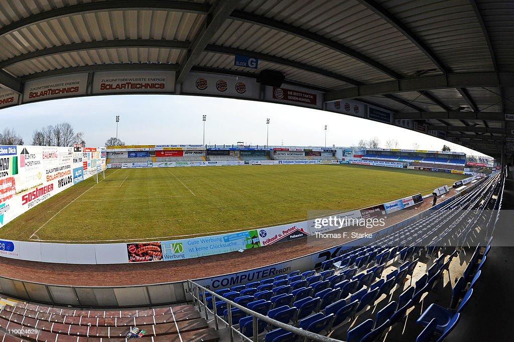 Sportfreunde Lotte v Preussen Muenster - Regionalliga : News Photo