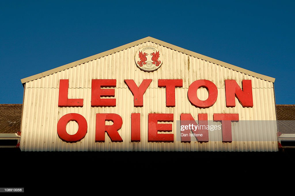 A general view of the stadium ahead of the npower League One match between Leyton Orient and Swindon Town at Matchroom Stadium on February 8, 2011 in London, England.