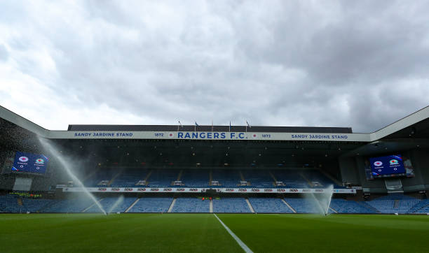 GBR: Rangers v Blackburn Rovers - Pre-Season Friendly