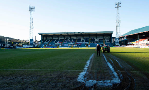 GBR: Dundee v Ayr United - Scottish Championship