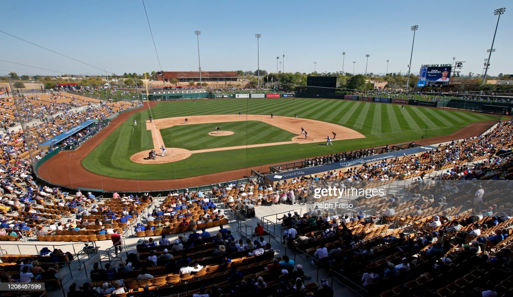 Chicago White Sox v Los Angeles Dodgers : News Photo