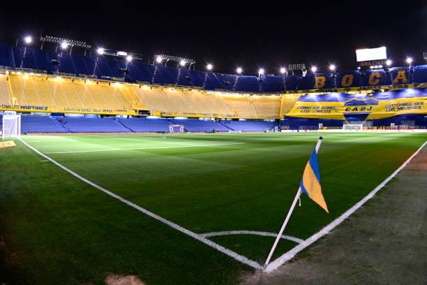 ARG: Boca Juniors v LIbertad - Copa CONMEBOL Libertadores 2020