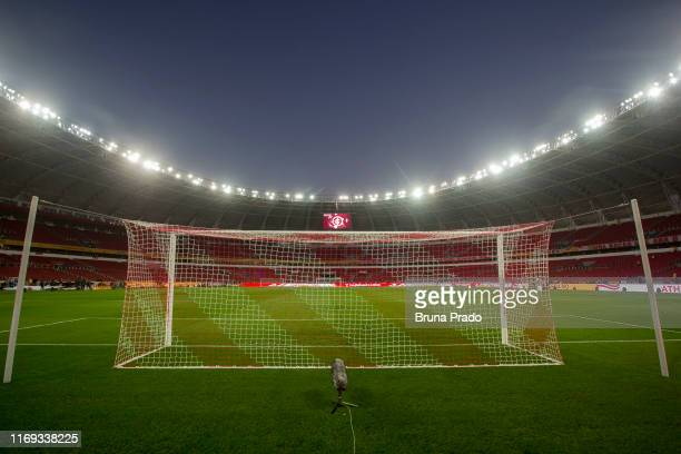 General view of the stadium before a match between Internacional and Athletico Paranaense as part of Copa do Brasil 2019 Finals at Beira-Rio Stadium...
