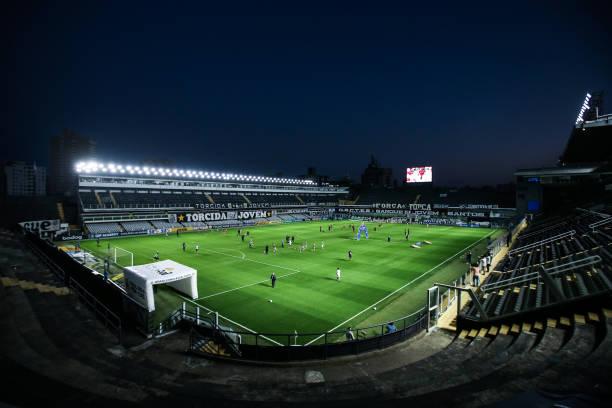 BRA: Santos v Atletico Goianiense - Brasileirao 2021