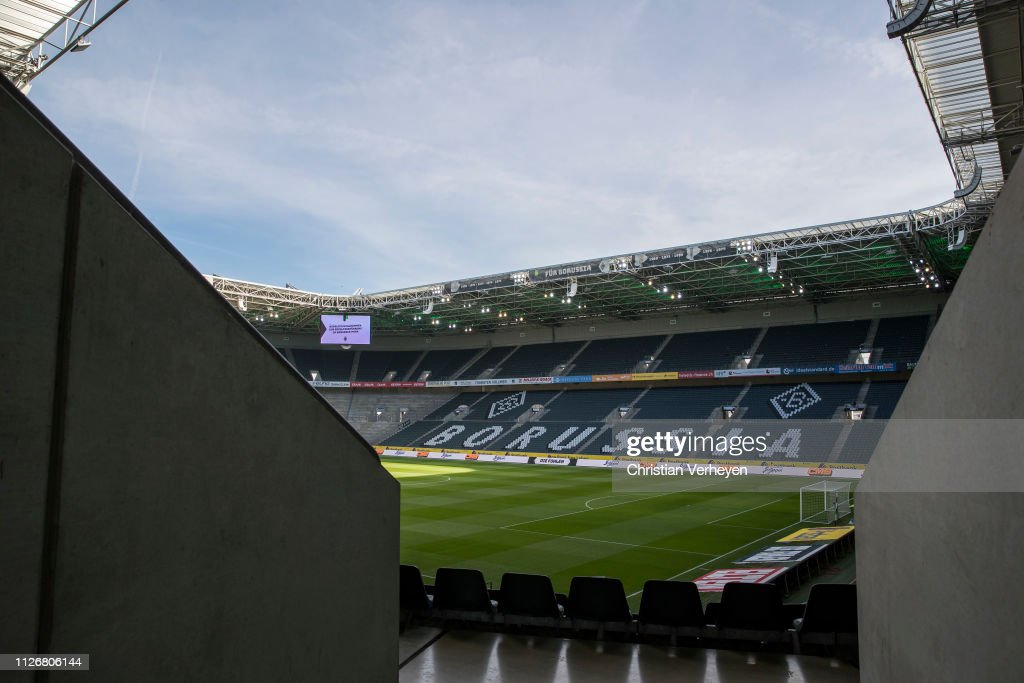 DEU: Borussia Moenchengladbach v VfL Wolfsburg - Bundesliga