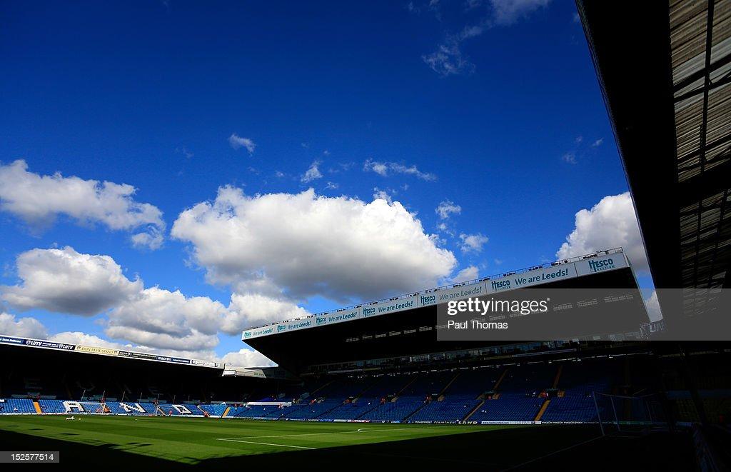 Leeds United v Nottingham Forest - npower Championship : News Photo