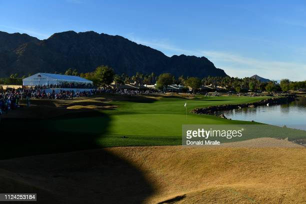 General view of the Stadium Course during the third round of the Desert Classic on January 19, 2019 in La Quinta, California.
